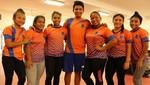 Pesistas del Colegio CEDE al Mundial de Pesas