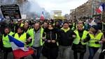 Los 'chalecos amarillos' una vez más en las calles de Francia: por décimo cuarto sábado consecutivo
