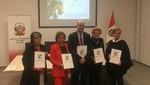 Presentaron libro 'Las damas del pisco' en Consulado General del Perú en Milán