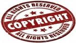 ¿Derechos de autor?