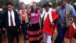 Nadine Heredia asistió a inicio de obras de Centros de Provisión de Servicios Básicos en Puno