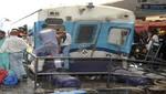 Ministro de Transportes de Argentina: 'Ya son 340 los heridos tras accidente'