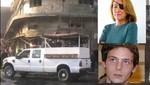 Siria desconoce la muerte de dos periodistas extranjeros en su territorio
