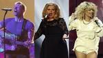 Vea la presentación de Coldplay, Rihanna, Adele y Blur en los Brit Awards 2012 (Video)