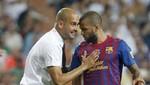 Dani Alves: 'Sin Guardiola no somos nadie''