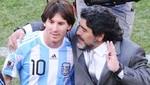 Maradona: 'Me rió cuando dicen que Messi es mejor que yo'