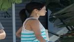 Selena Gómez sorprendida por Justin Bieber en el trabajo