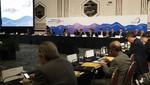 El presidente Ollanta Humala inauguró hoy la III Reunión del Consejo Consultivo Empresarial