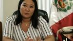 Keiko Fujimori: 'Nadine Heredia es una mujer preparada'