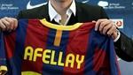 Afellay es voceado para mediocampo de Juventus