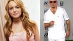 Lindsay Lohan demandará a Pitubull por usar su nombre en una canción