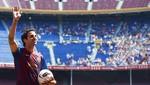 Video: los cinco goles del Barcelona sobre el Napoli