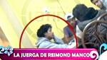 Reimond Manco apareció supuestamente 'resaqueado' junto a unos amigos