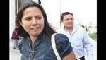 Padres de Rosario Ponce llegan a Arequipa
