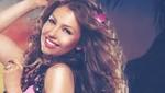Thalia: 'Justin Bieber es hermoso'