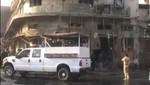 Cadena de atentados deja más de 60 muertos en Irak (video)