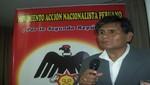 Movimiento de Acción Nacionalista Peruano recordó el 81 aniversario del natalicio de su fundador