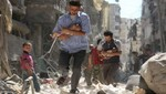 Grupos de ayuda piden fondos para Siria mientras los donantes se reúnen en Bruselas