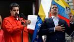 La detención de Juan Guaido por Maduro justificaría la acción militar de los Estados Unidos