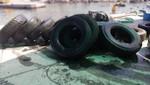 Se retiró más de cuatro toneladas de residuos sólidos del fondo de marino en Arequipa
