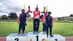 Atletismo peruano consiguió 16 medallas en Grand Prix De Ecuador