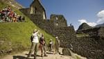 Llegada de Turistas Internacionales al Perú crece 2,1% en el primer trimestre del 2019