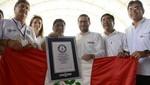 Récord Guinness: en Ica se alcanzó la degustación de Pisco más grande del mundo