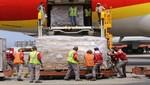 China envió 71 toneladas de ayuda médica a Venezuela
