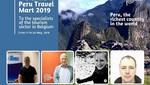 Bélgica participará por primera vez en Perú Travel Mart 2019