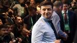El nuevo presidente de Ucrania toma juramento y disuelve el Parlamento