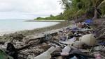 Islas australianas albergan 414 millones de piezas de contaminación plástica