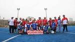 Selección Peruana De Fútbol 7 rumbo a los Parapanamericanos