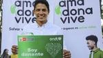 Minsa presenta muestra interactiva nocturna 'Ama, Dona, Vive' para promover la donación de órganos