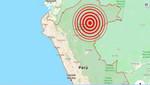 Fuerte seismo remece el Perú: magnitud 7,5