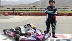 Piloto peruano Eduardo Espejo el mejor ubicado en Sudamericano de Kart