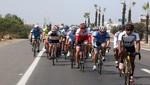 Municipalidad de Lima organiza competencia ciclística en la Panamericana Sur