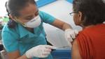 EsSalud vacunará a más de 13 mil adultos mayores contra la influenza
