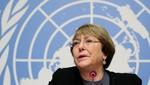 Bachelet llegó a Venezuela para controlar la situación de los derechos humanos
