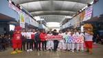 Deportistas Top Perú en las escuelas alcanza cerca 10 mil alumnos
