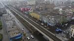 Municipalidad de Lima reabrió Avenida Aviación tras operativo de recuperación de la vía