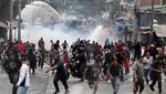 Tres muertos en protestas en Honduras mientras se despliega al ejército