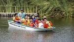 Convocatoria a niños para ser guardianes de los Pantanos de Villa