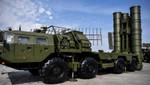 Turquía recibe el primer envío de S-400 rusos