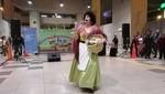 Ministerio de Cultura: Coro Nacional del Perú se presenta en el Metro de Lima