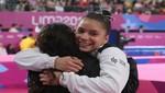Panamericanos Lima 2019: Fabiola Díaz, con 16 años, quedó cuarta en gimnasia artística