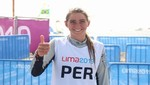 Panamericanos Lima 2019: María Belén Bazo medalla de bronce en windsurf