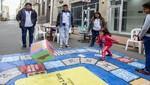 Actividades en espacios públicos por el Día Del Peatón
