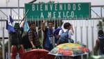 México dice que la represión migratoria ha reducido los flujos ilegales a EE. UU.