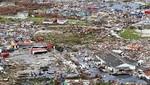La cifra de muertos por el huracán Dorian es de 44