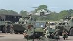 Venezuela comienza juegos de guerra en la frontera de Colombia
